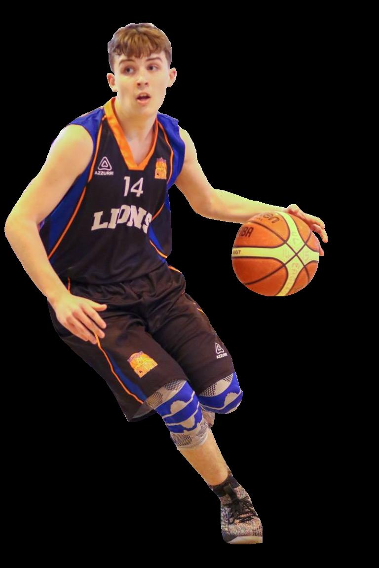 Limerick Lions Basketball
